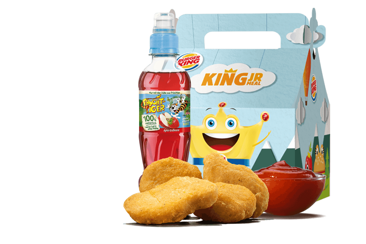 Bild KING Jr. Meal